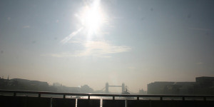 Mysterious Yellow Orb Appears In Sky Above London