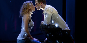 Technology Draws Gasps At Ghost The Musical