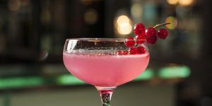 Pink Beach Bar @ Gaucho Canary Wharf