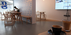 London Blend: Guardian Coffee, Shoreditch