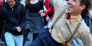 The Friday Photos: Dancing Around London