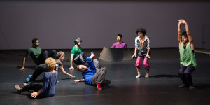 Forsythe Company At Sadler's Wells: Whooshing Vocals and Rippling Spines