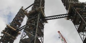 Victorian Gasholder Returns To King's Cross Skyline