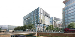 A Glimpse At Google's New King's Cross HQ