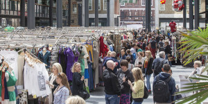 Spitalfields Launches New Saturday Style Market