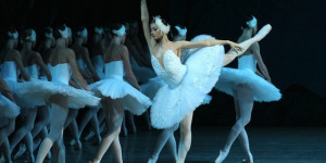 Swan Lake, Live From Russia In 3-D