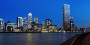Britain's Second Tallest Tower To Be Built In Docklands
