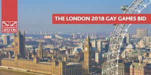 Back The Bid! Bring The 2018 Gay Games To London