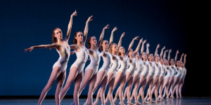 Ballet Talent From Boston Comes To London's Coliseum
