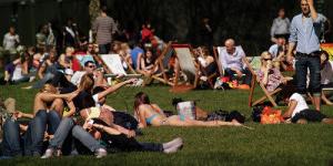 London Heatwave Bit Cool By Historic Standards