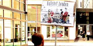 Take A Bullshit London Tour