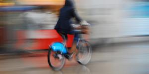 The Big Bike Strike: Day 2