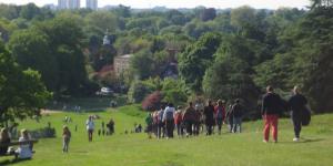 Walk London's Autumn Ambles: The Short Walks
