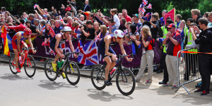World Class Triathlon Returns To Hyde Park