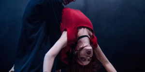 Vampiric Bloodsucking Meets Contemporary Dance