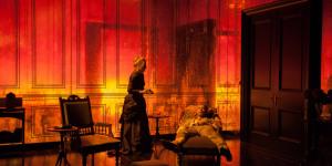 Ghosts Walk Again At The Almeida Theatre