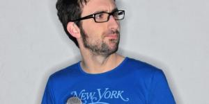 London Comedy: David Baddiel, Liam Williams, Halloween