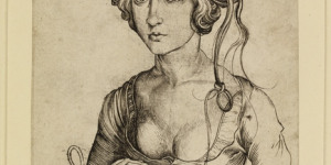 Drawings By A Young Durer At Courtauld Gallery