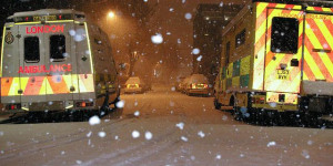 London A&Es Keep Patients Waiting
