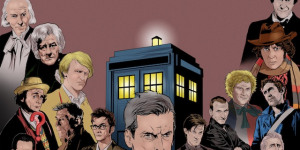 Doctor Who 50th Anniversary Pub Quiz