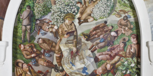 Stanley Spencer: Heaven In A Hell Of War At Somerset House