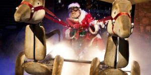 """Bloomin' Christmas Again"": Raymond Briggs' Father Christmas"
