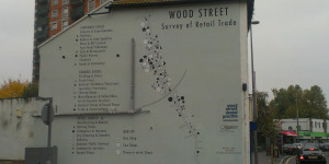 A Brief History Of Retail On Wood Street