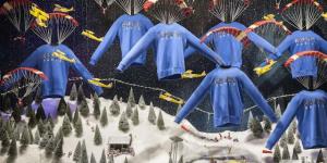 Selfridges Christmas Windows: A Recent History