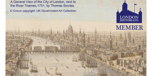 Santa's Lap: London Historians Membership