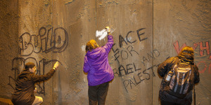Bethlehem Unwrapped: Visit The Wall At St James's Piccadilly