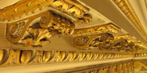 Touching Up Rubens: Close Encounter With Whitehall's Famous Ceiling