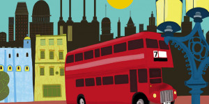 Buses, Books And Bar Snacks At London Transport Museum