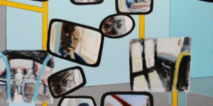 On The Buses: Paintings By Andy Parker