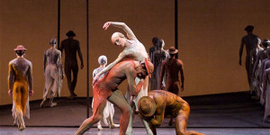 Triple Triumph From The Royal Ballet