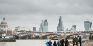 Volunteer With Thames21's River Watch Project