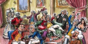 Historic Punch: Resurrecting The Georgian Salon