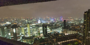 New Timelapse Video Shot From Barbican Tower