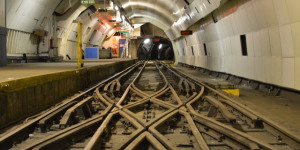 Video: Inside Mail Rail
