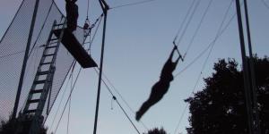Gorilla Circus Trapeze School Returns To Regent's Park