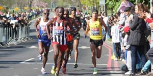 In Pictures: London Marathon 2014