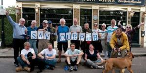Help Save The Antwerp Arms In Tottenham