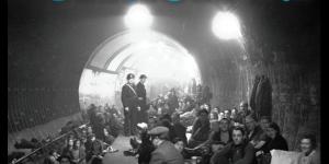 London At War: Events Through May