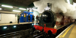 Ticket Alert: Steam Trains On The Underground This Summer
