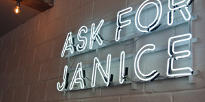 New Restaurant Review: Ask For Janice