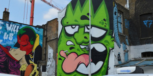 Giant Street Art Walls To Be Demolished
