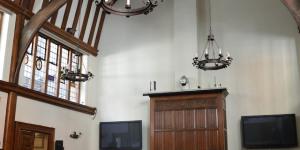 Barnard's Inn Hall: Rare Survivor Of The Great Fire And Blitz
