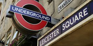 London Short Fiction: The Busker Ascends