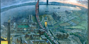 Bridge: Thames Crossings Celebrated At Museum Of London Docklands
