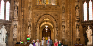 Three Ways To See Inside The Houses Of Parliament This Summer