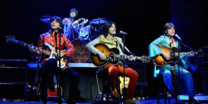 Beatlemania Limps Back Into Town